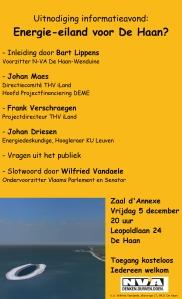 uitnodiging infoavond energie-eiland